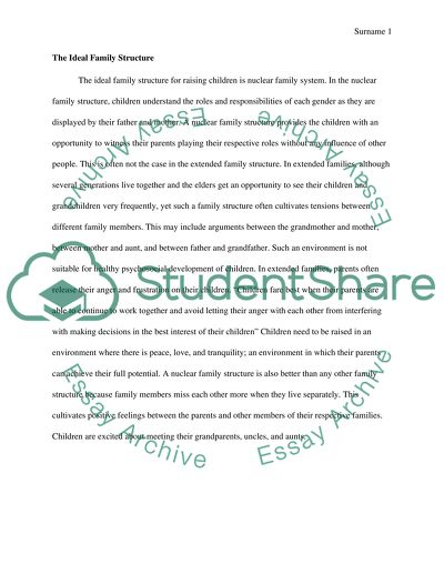 Ideal family essay popular scholarship essay ghostwriter for hire for mba