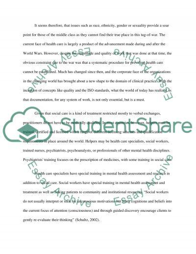 Social problems College Essay essay example
