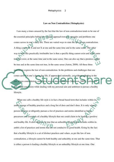 contradictory essay topics