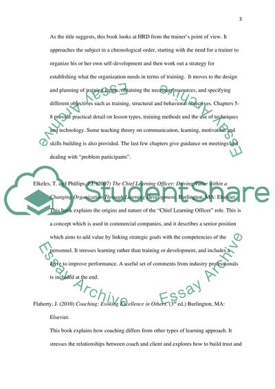 Annotated Bibliography Essay Example | Topics and Well