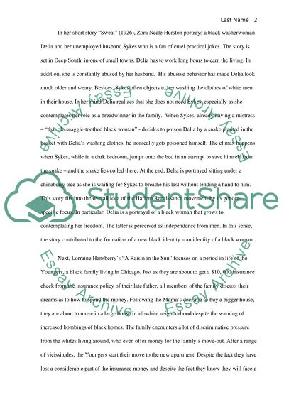 Essay About Paper  Essay Writing Business also Where Is A Thesis Statement In An Essay African American Literatureharlem Renaissancemodernism  Cause And Effect Essay Papers