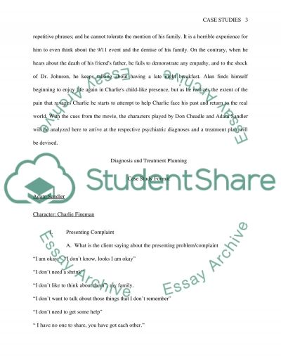 Case studies College Essay essay example