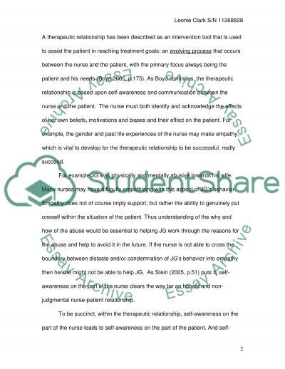 Mental health College Essay