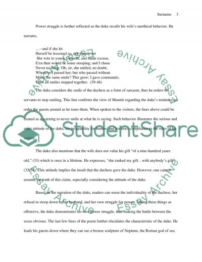 struggles of individuality essay