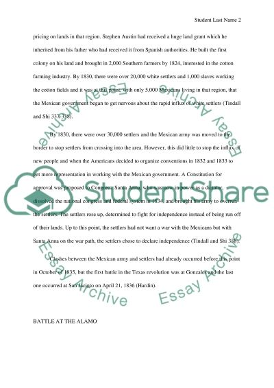 history research paper on battle at This is the beginning of a multi-step research paper process that encourages sophisticated  an organization that publishes students' history research papers.