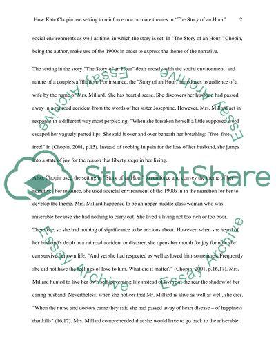 Irish essay notes