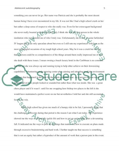 Edit my essay autobiography