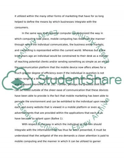 Individual news article analysis essay example