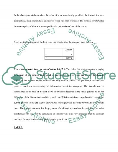Question answer essay example
