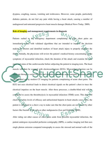 why are you interested in the medical field essay