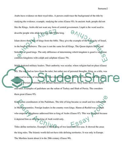 Summarizing Essay Example | Topics and Well Written Essays - 500