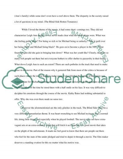 Review Essay on Major Publication of a Movie Found Engaging or