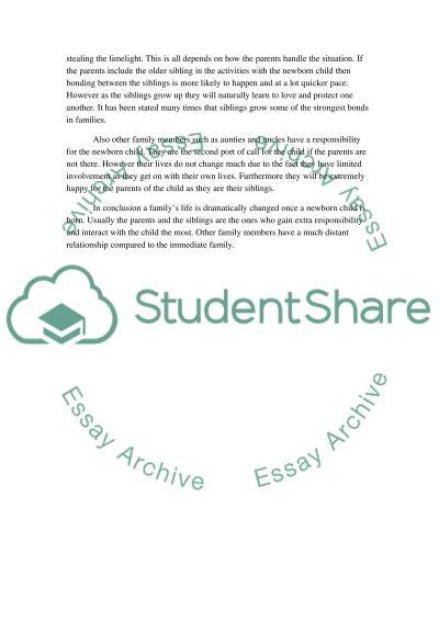 EC320 CHILD DEVELOPMENT ASSIGNMENT 2 essay example