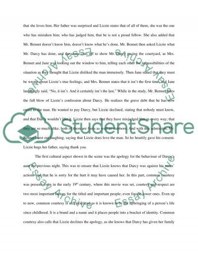 Ethnographic Study essay example