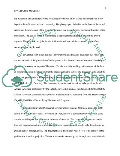 Cause And Effect Essay Thesis Against Poverty The Civil Rights Movement English Essay Example also Persuasive Essay Thesis Against Poverty The Civil Rights Movement Essay Essay For High School Students
