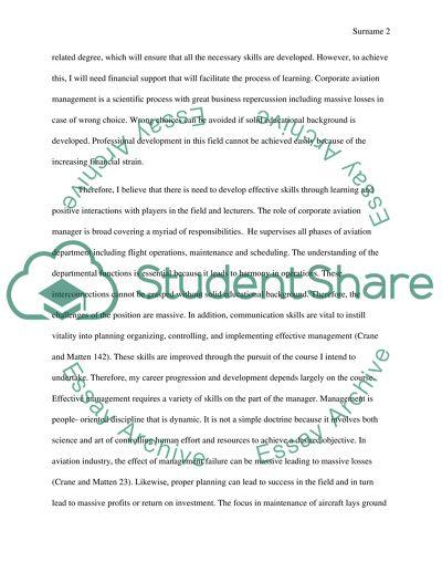 GBAA Scholarship and Darden School of Business