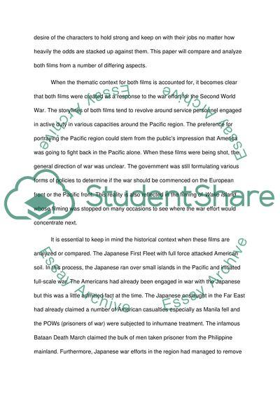 Comparison and Contrast/ Persuasive essay