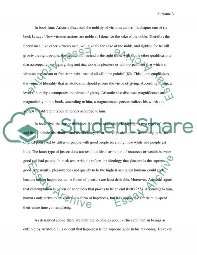 Aristotle Research Paper Aristotle Aristotle was Essay