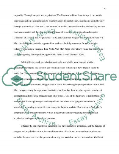 Executive summary benchmark assessment essay