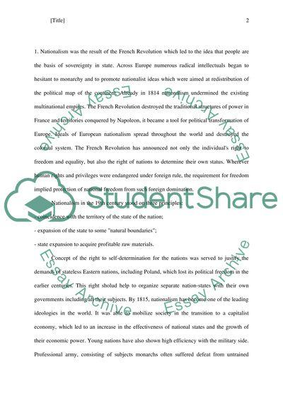 Proper essay form ( no need sources)