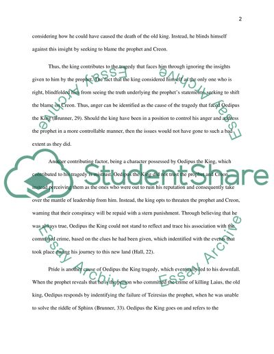 Essay On Forgiveness Oedipus The King Essay Macbeth Essay On Ambition also Essay Knowledge Is Power Oedipus The King Essay Example  Topics And Well Written Essays  Narrative Essay Ideas For College