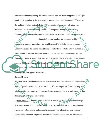Commercial law agency essay