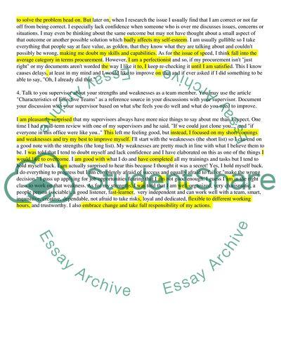 Edit the document for proper grammar