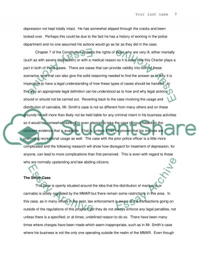 The Prosecution System of Canada essay example
