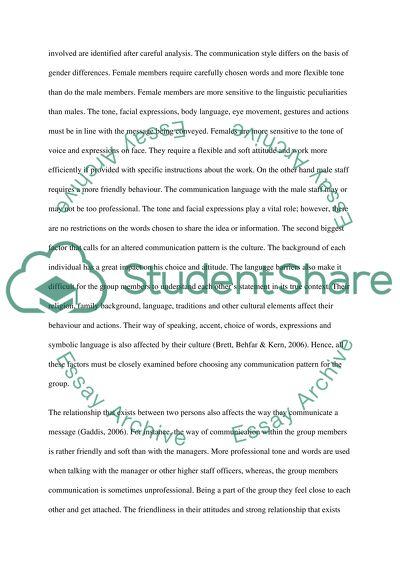 Communication Theory Paper