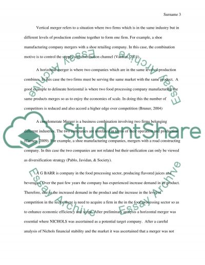Financial Management essay example