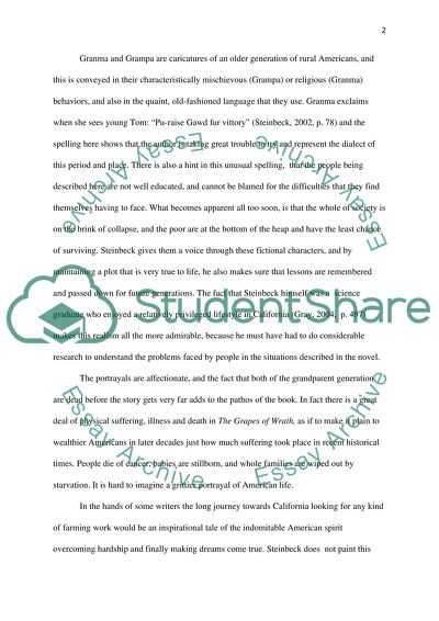 Research Paper On Some Aspect Of John Steinbecks Life Or Work Essay Research Paper On Some Aspect Of John Steinbecks Life Or Work Thesis Statement For An Argumentative Essay also Pollution Essay In English  Example Of Essay Proposal