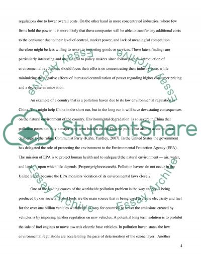 Buy an essay environmental issues