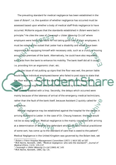 Legal Problems essay example