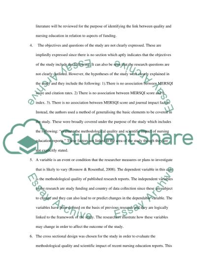 Write a bibliography how to example of