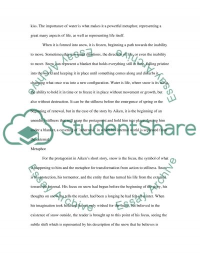 perfect essay example