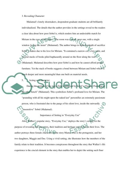 plot elements in the bass the river and sheila mant essay  the river and sheila mant essay example text preview