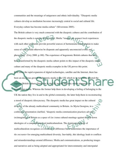 Media Bachelor Essay essay example