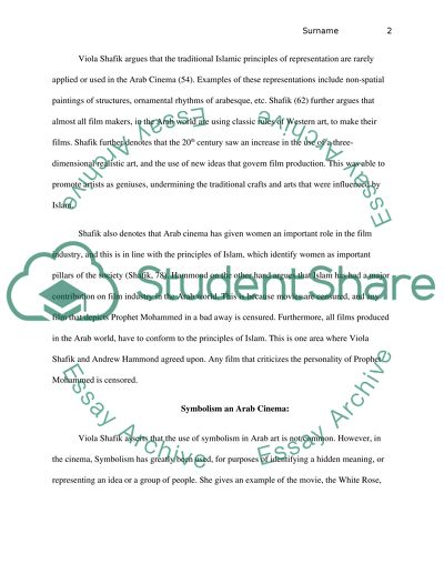 Respons Essay