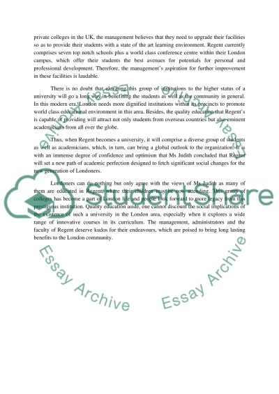 Fundamentals of Reporting Essay example