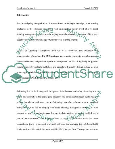 essay on information technology pdf