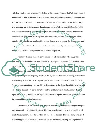 Business Studies Essays Should The Corporal Punishment Be Allowed In Grade School Or No Samples Of Essay Writing In English also What Is A Thesis In An Essay Should The Corporal Punishment Be Allowed In Grade School Or No Essay Science Essay Topics