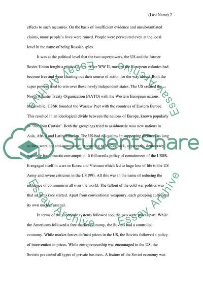Descriptive essay assignment options