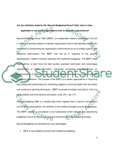 please give a topic Essay example
