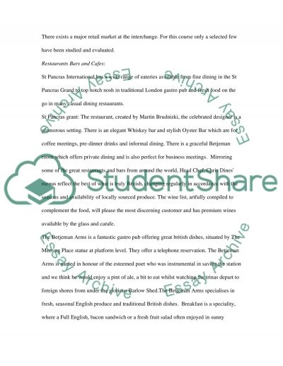 Retail Marketing essay example
