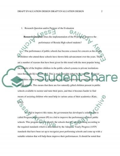 adult education program design essay One to two page essay discussing why you chose the adult learning and leadership degree complete master of adult and continuing education end-of-program survey.