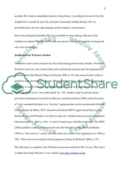 An A graded Essay Example (2)