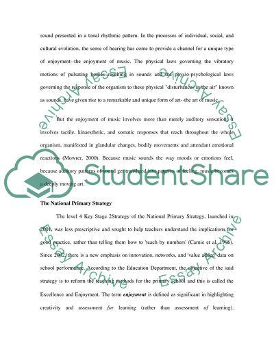 Prmary Education Themed Cross Curricular Topics