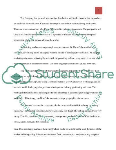 marketing strategy research paper