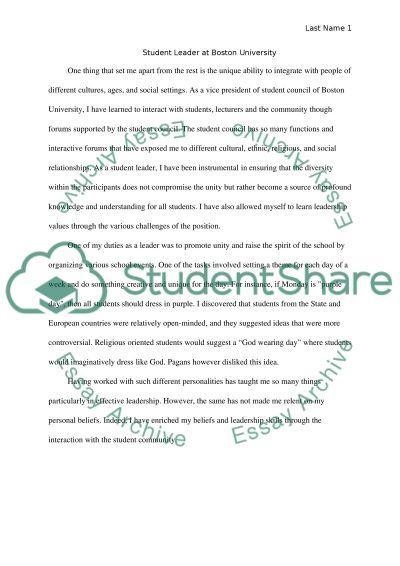 Umich-ann arbor application essay