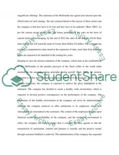 MARKETING FUNDAMENTALS essay example